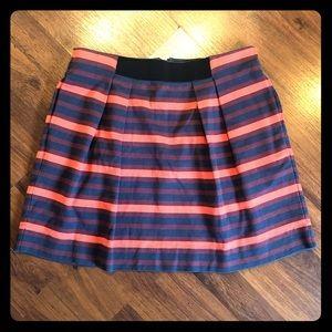 RACHEL Rachel Roy Pleaded Shirt w/zipper. Size Med